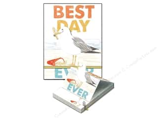 Gifts & Giftwrap: Molly & Rex Note Pop Up Pocket Pad French Fry Seagull