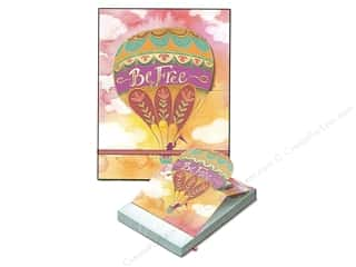 gifts & giftwrap: Molly & Rex Note Pop Up Pocket Pad Be Free Balloon