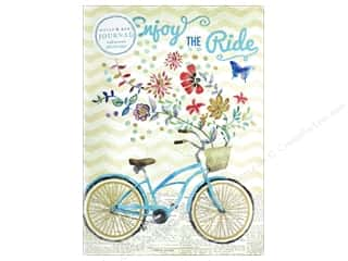 Molly & Rex Journal Soft Cover Bike Ride Bouquet