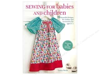 Clearance: Sewing for Babies and Children Book