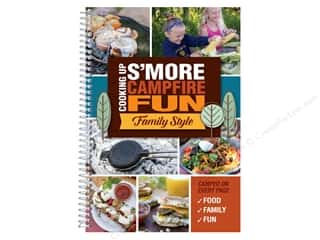 books & patterns: Cooking Up S'More Campfire Fun Family Style Book