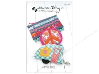 Atkinson Designs Hippie Zips Pattern