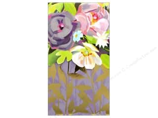 Gifts & Giftwrap: Punch Studio Note Pad Pocket Large Floralie