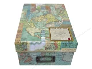 Punch Studio Box Photo World Atlas