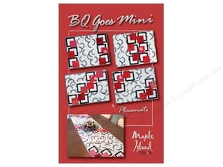 Maple Island Quilts BQ Goes Mini Pattern