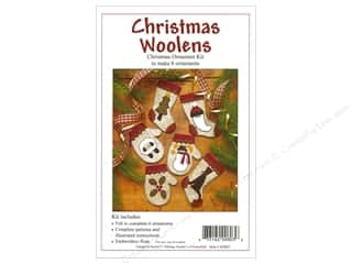 Rachel's Of Greenfield Kits Felt Christmas Woolens