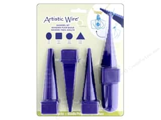craft & hobbies: Artistic Wire Mandrel Set Multi Shapes