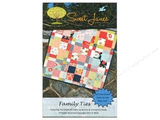 Sweet Jane's Designs Family Ties Pattern