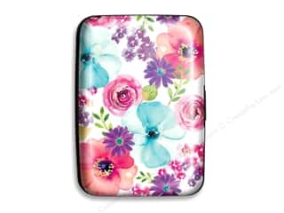 sewing & quilting: Lady Jayne Case Credit Card Floral Poppy Rose