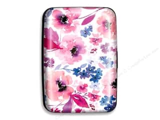 Lady Jayne Case Credit Card Floral Washy Pink