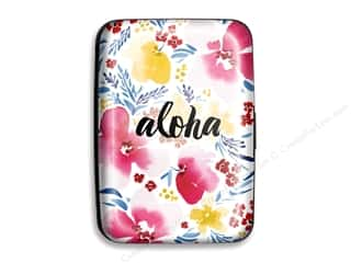 sewing & quilting: Lady Jayne Case Credit Card Floral Aloha