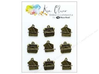 Maya Road Products Ken Oliver Vintage Charms Love Note