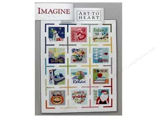 books & patterns: Art to Heart Imagine Book