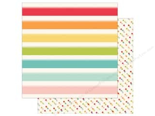 Simple Stories Collection Summer Days Paper  12 in. x 12 in. So Much Fun (25 pieces)