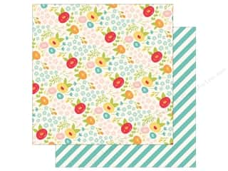 Simple Stories Collection Summer Days Paper  12 in. x 12 in. Sunny Days (25 pieces)