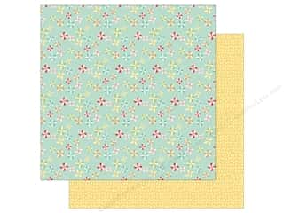 Simple Stories Collection Summer Days Paper  12 in. x 12 in. Lazy Days (25 pieces)