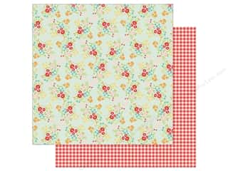 Simple Stories Collection Summer Days Paper 12 in. x 12 in. Soak Up The Sun (25 pieces)