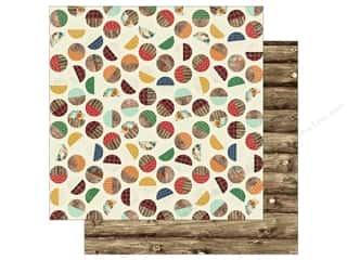 Simple Stories Collection Cabin Fever Paper  12 in. x 12 in. Off The Grid (25 pieces)