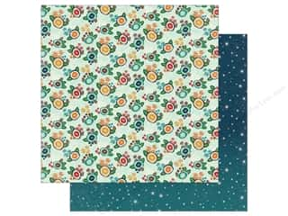 Simple Stories Collection Cabin Fever Paper  12 in. x 12 in. Under The Stars (25 pieces)