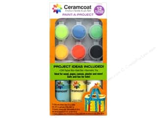 projects & kits: Delta Ceramcoat Paint-A-Project Kits Fusion