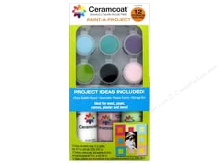 Projects & Kits: Delta Ceramcoat Paint-A-Project Kits Celebration