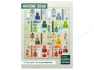 books & patterns: Elizabeth Hartman Awesome Ocean Pattern