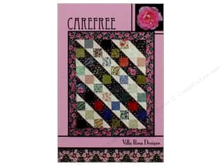 Villa Rosa Designs Carefree Pattern Card