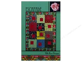 books & patterns: Villa Rosa Designs Escapade Pattern Card