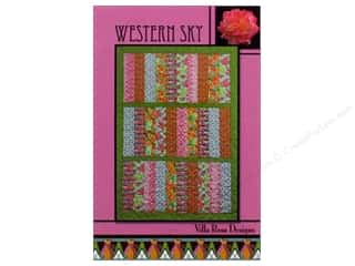 books & patterns: Villa Rosa Designs Western Sky Pattern Card