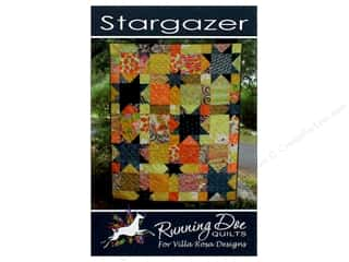 Villa Rosa Designs Running Doe Stargazer Pattern Card