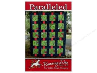 books & patterns: Villa Rosa Designs Running Doe Paralleled Pattern Card