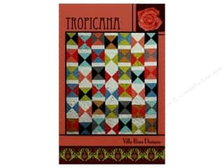 Villa Rosa Designs Tropicana Pattern Card