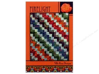books & patterns: Villa Rosa Designs Firelight Pattern Card