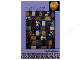 Villa Rosa Designs River Queen Pattern Card