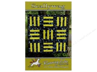 Villa Rosa Designs Running Doe Scallywag Pattern Card