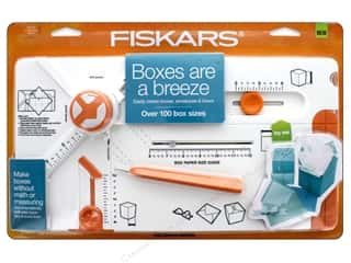 scrapbooking & paper crafts: Fiskars Tool Box Maker Gifting Board