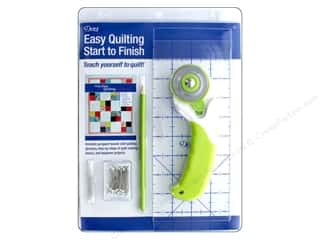 ruler: Dritz Kit Easy Quilting