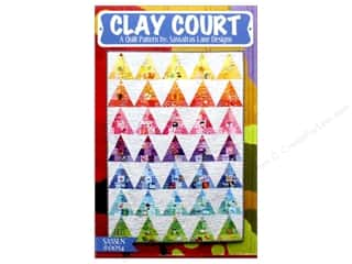 Sassafras Lane Designs Clay Court Pattern