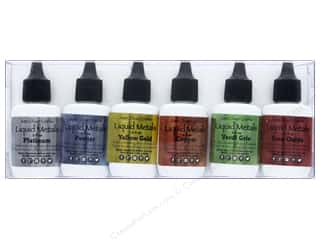 Contact Crafts Ken Oliver Liquid Metals Heavy Metals 6 pc