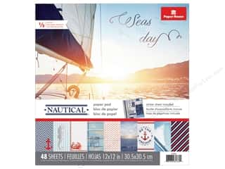 Papers: Paper House Paper Pad Nautical