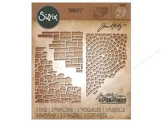 dies: Sizzix Dies Tim Holtz Thinlits Mixed Media #4