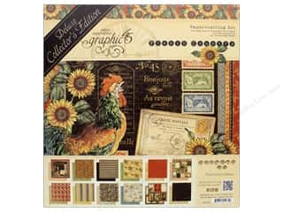 Graphic 45: Graphic 45 Deluxe Collectors Edition French Country