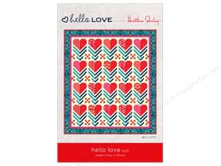 Clearance: Heather Bailey Hello Love Quilt Pattern