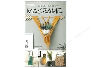 New Twist on Macrame Book