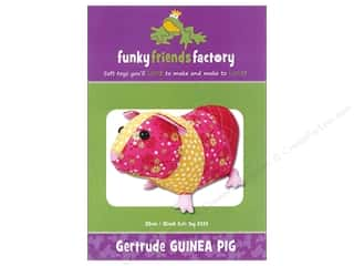 Funky Friends Factory Gertrude Guinea Pig Pattern