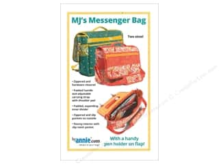 By Annie MJ's Messenger Bag Pattern