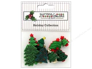 sewing & quilting: Buttons Galore Theme Button Holiday O'Tannenbaum