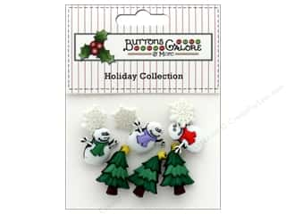sewing & quilting: Buttons Galore Theme Button Holiday I Love Winter