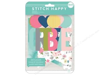 scrapbooking & paper crafts: We R Memory Keepers Stitch Happy Banner Kit