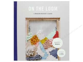 books & patterns: On the Loom A Modern Weaver's Guide Book